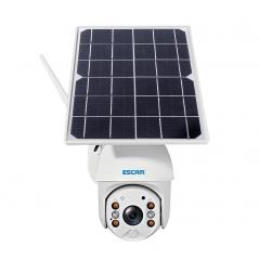 Cámara PTZ Inteligente De Energía Solar 4g Ip66