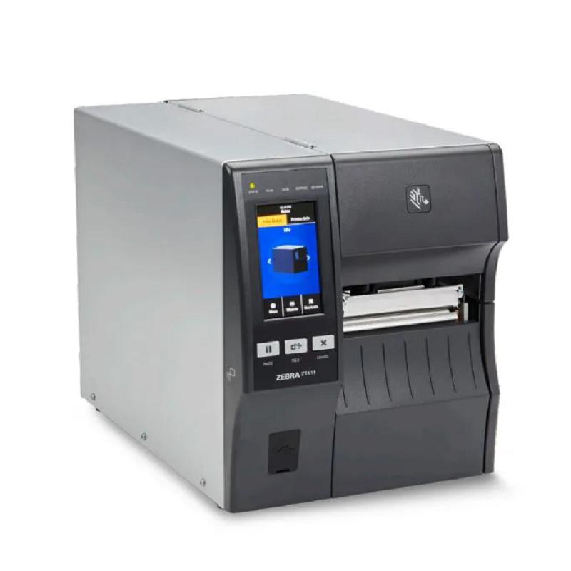 Impresora Zebra ZT410 203dpi USB/RS-232/Ethernet/Bluetooth