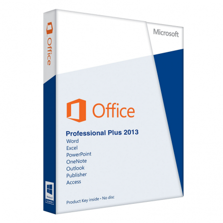 Licencia Office 2013 Professional Plus