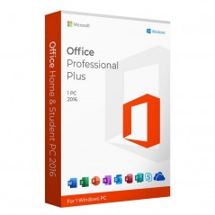 Licencia Office 2016 Professional Plus