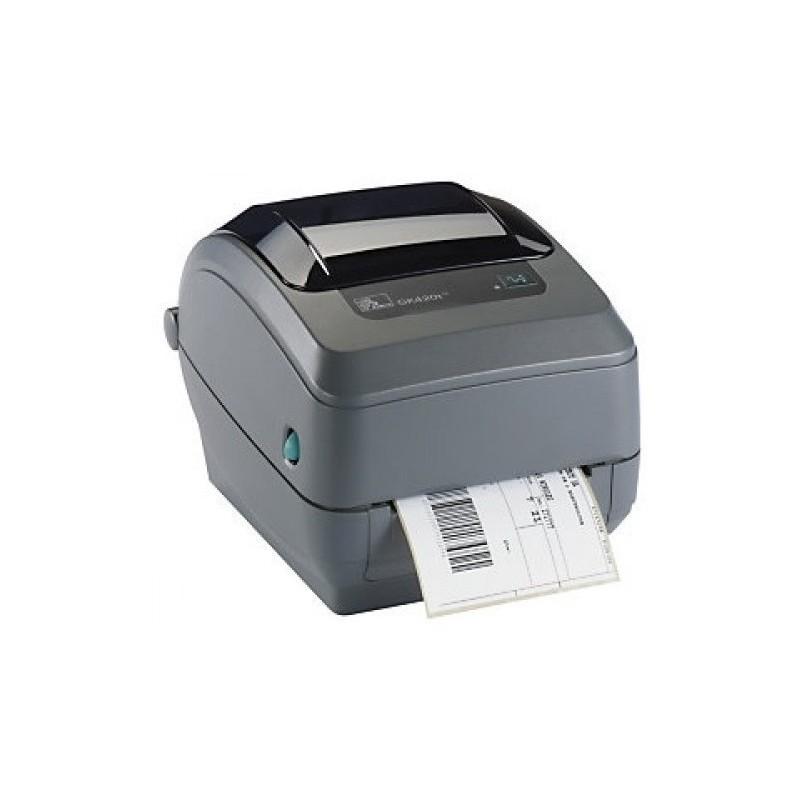 Impresora Zebra GK420T USB y ethernet