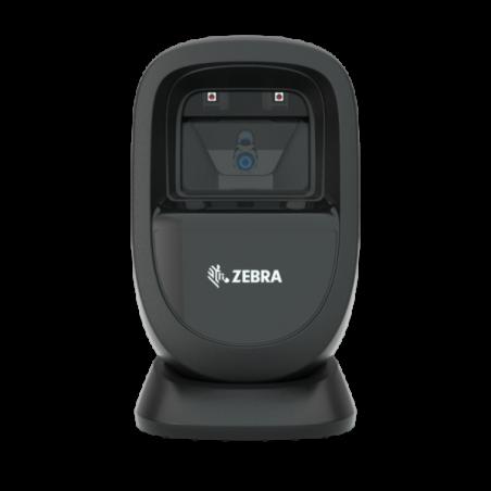 Lector Zebra DS9308 de código de barras 1D y 2D, USB, Color Negro.