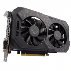 GeForce GTX 1650 OC TUF, 4gb , Asus